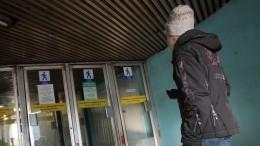 ВПетербурге ограничено движение назеленой ветке метро