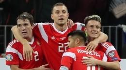 Просто монстры! Болельщики сборной России ввосторге отшести побед вотборе Евро-2020