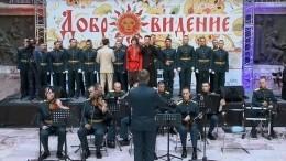ВПетербурге стартовал фестиваль народной песни «Добровидение»