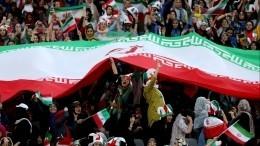 Осчастливленные присутствием женщин настадионе иранцы порвали Камбоджу 14:0