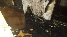 Двое детей итрое взрослых погибли при пожаре вБурятии
