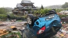 Число жертв сокрушительного тайфуна «Хагибис» вЯпонии достигло 14 человек