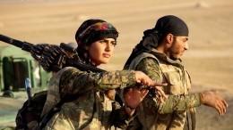Командующий курдами вСирии заявил онамерении просить помощи уРоссии