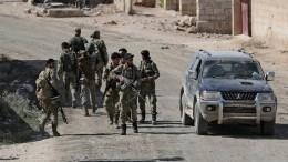 Турция могла намеренно обстрелять военных США вСирии