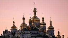 Политические игры вынуждают Греческую церковь признать украинских раскольников