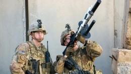 Пентагон спешно эвакуирует около тысячи солдат изСирии