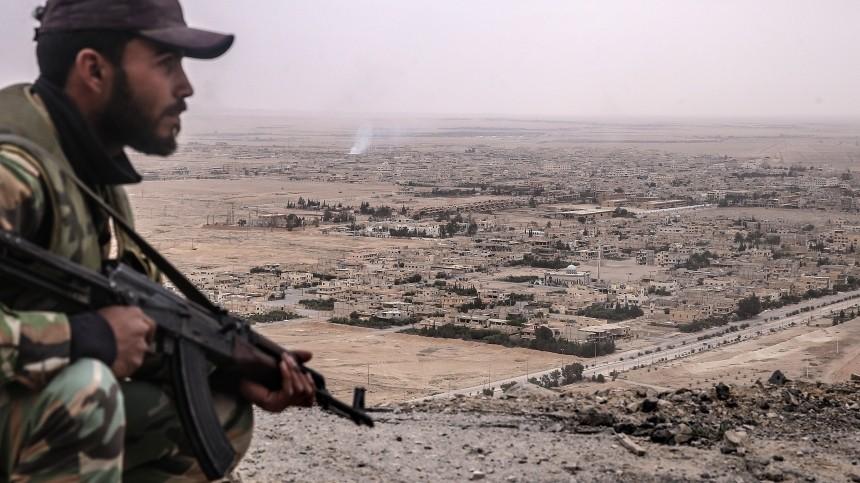 Минобороны РФопубликовало карту подконтрольных курдским формированиям лагерей вСирии