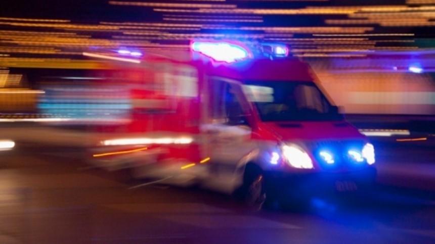Пожар произошел вмосковской гостинице, людей эвакуировали