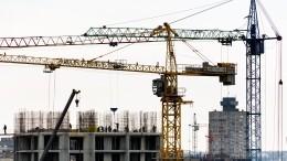 Врейтинге регионов построительству жилья оказались неожиданные лидеры