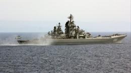 Американский конгрессмен поздравил ВМС США картинкой «Петра Великого»