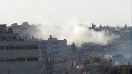 Сирийские войска вошли наконтролируемые курдами территории
