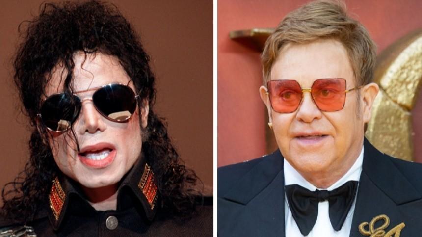 Элтон Джон назвал Майкла Джексона «по-настоящему психически больным человеком»
