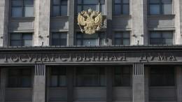 ВГосдуме оценили данные опотерях стран ЕСотантироссийских санкций