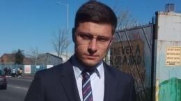 Корреспондент программы «Известия» стал победителем конкурса МВД России «Щит иперо»