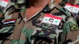 Правительственная сирийская армия вошла вМанбидж, где раньше располагались американцы