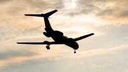 Самолет «Полярных авиалиний» вернулся ваэропорт вылета из-за отказа двигателя