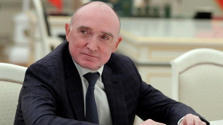 Глава ФАС подтвердил возбуждение уголовного дела против экс-губернатора Дубровского