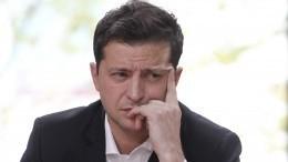 «Буду говорить нарусском»: пародию наЗеленского показали вКВН