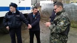 Убийца жительницы Екатеринбурга показал, как прятал тело жертвы