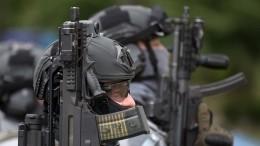 Косовский спецназ соружием итехникой вторгся всеверные районы Сербии
