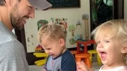 Дети Курниковой иИглесиаса растут под чарующий голос Юрия Никулина