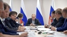 Путин потребовал отчиновников работать слюдьми «сдушой исердцем»