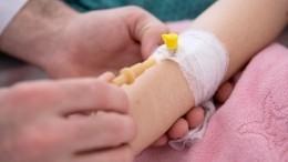 Сразу пять детей заболели менингитом впетербургской школе