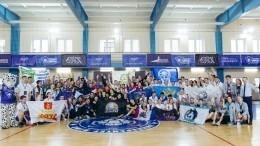 ВПетербурге стартовал турнир «Питерские игры»