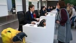 Минтранс собирается обсудить идею исключить изстоимости авиабилетов регистрацию