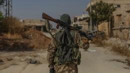 США иТурция договорились опрекращении огня вСирии