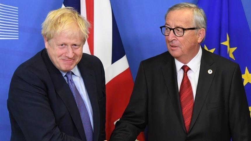 Как Великобритания иЕвросоюз договорились оновой сделке поBrexit