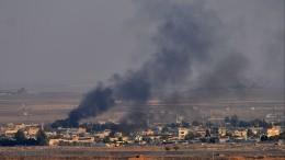 Сирийские курды обвинили Турцию впродолжении обстрелов вопреки перемирию