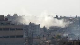 Пятеро мирных жителей погибли из-за авиаудара Турции поСирии