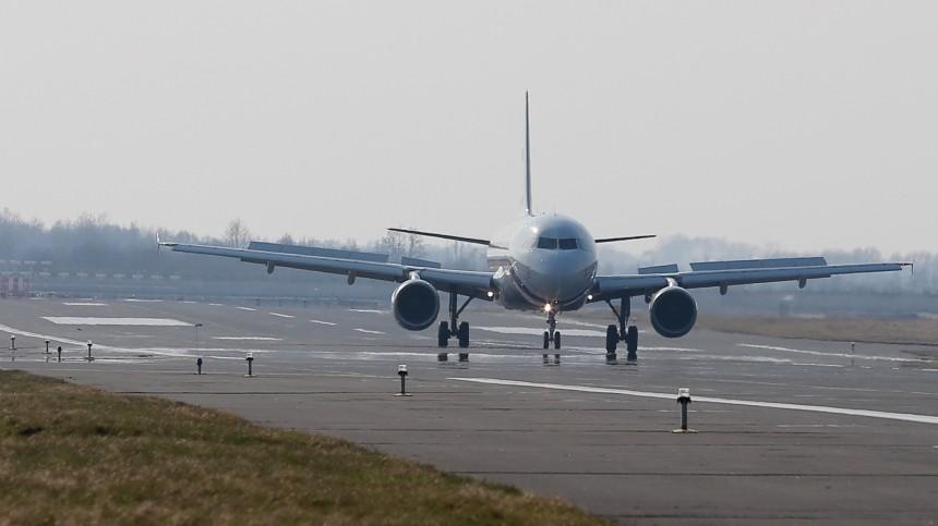 Младенец скончался наборту самолета, следовавшего вМоскву