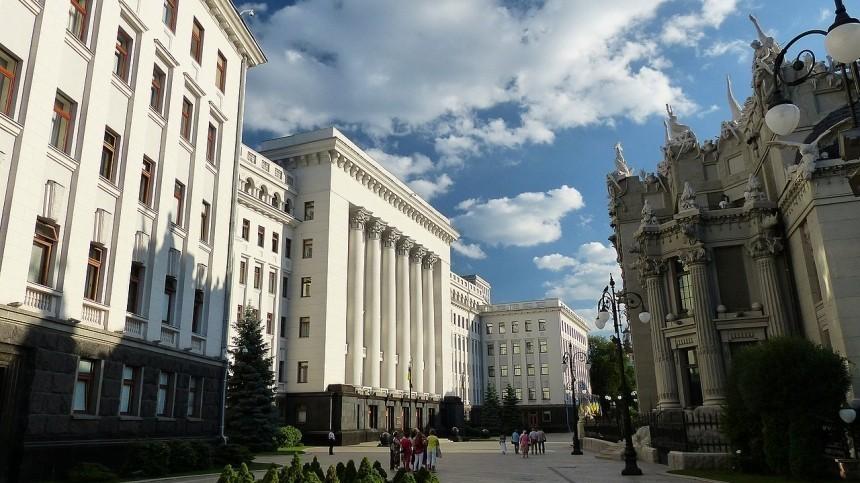 НаУкраине обнародовали письмо офиса Зеленского о«формуле Штайнмайера»