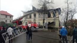 Поджог стал причиной пожара вжилом доме под Ярославлем— СКРФ