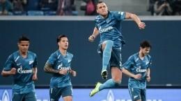 «Зенит» разгромил «Ростов» сосчетом 6:1: чем запомнился этот матч