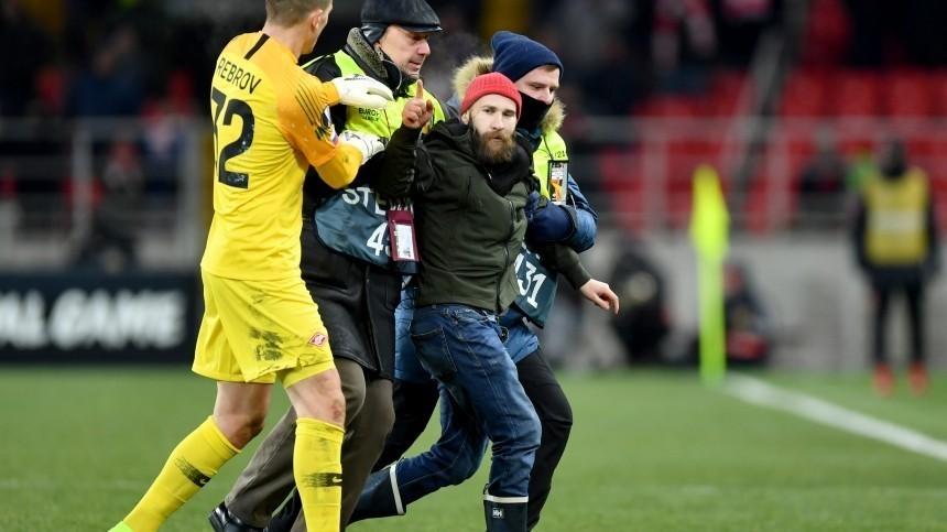 Фанаты «Спартака» избили болельщика, ударившего Глушакова впрошлом году