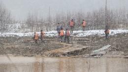 Пять дамб разрушено вКрасноярском крае врезультате аварии назолотом прииске