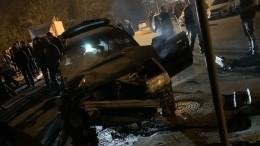 Нетрезвый водитель устроил серьезное ДТП вБалашихе