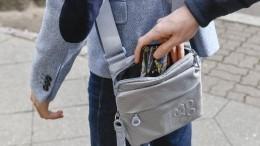 Что делать вслучае кражи смартфона— советы Роскачества