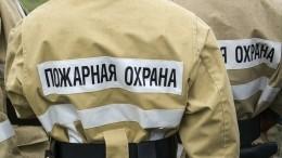 Один человек погиб иодин ранен врезультате «огненного» ДТП ВМоскве— видео