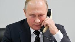 Путин иМакрон договорились оподготовке ксаммиту «Нормандской четверки»