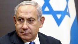 Путин втелефонном разговоре поздравил Нетаньяху сюбилеем