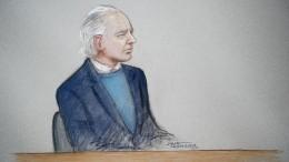 Суд отклонил просьбу отложить процесс Ассанжа натри месяца