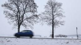 Регионы России накрыли мощные снегопады
