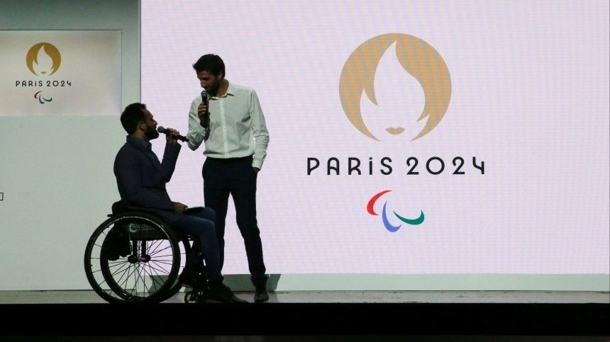 Публике представили логотип Олимпиады-2024 вПариже