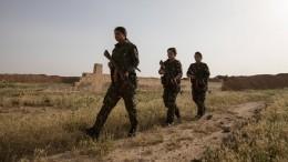 ВВашингтоне считают, что курдам нужно больше времени для отхода вглубь Сирии
