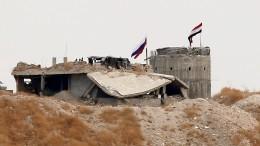 Россия увеличит количество подразделений полиции натурецко-сирийской границе