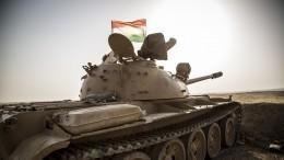 Курды поблагодарили Россию зарешение ситуации вСирии